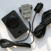 Комплект громкой связи для системы мониторинга транспорта Глобус фото