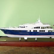 Изготовление макетов лодок, судов и различных сооружений фото
