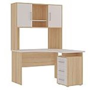 Компьютерный стол Мебельсон SKL2.2N02 + NKL02S1.2 фото