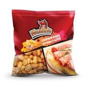 Жаренный арахис NUTTIS со вкусом ветчины с сыром фото