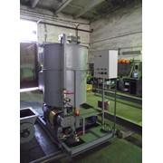 Мешалки рамного типа - для приготовления водного раствора мелассы (патоки) фото