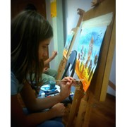 Лепка из соленого теста, лепка из глины, рисунок на стекле, уроки рисования для детей, живопись. фото