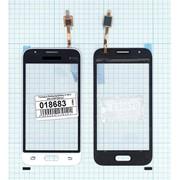 Сенсорное стекло (тачскрин) для Samsung Galaxy J1 Mini SM-J105H белое, Диагональ 4 фото