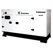 Дизельный генератор FIRMAN SDG25DCS+ATS фото