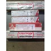 Электроды нержавеющие ЭА395/9 ф3,4,5мм фото