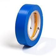 Изолента ПВХ синяя 22 мм, Рекорд фото