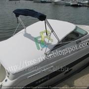 Стояночные тенты для лодк и катеров фото