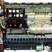 Дизель-генераторы судовые вспомогательные и аварийные фото