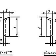 Пластина типа 07,67 для подрезных, проходных, расточных и револьверных резцов ГОСТ 25426-90 фото
