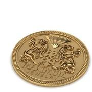 Изготовление значков медалей сувенирной продукции фото