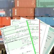 Документы для таможенного оформления импорта фото