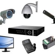 Устройства охранного видеонаблюдения фото
