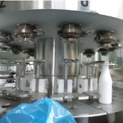 Моноблок розлива соков и молока в системе стерильного воздуха фото