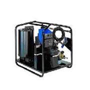 Мойка автономная промышленная с нагревом воды фото