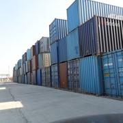 Международные контейнерные железнодорожные перевозки по маршруту КНР -РК. фото