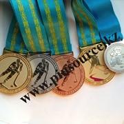 Медали в Астане фото