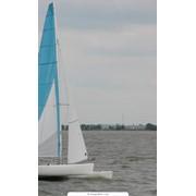 Яхты гоночные фото