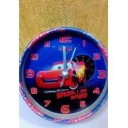 Часы-будильник Тачки фото