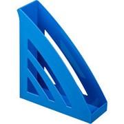 Вертикальный накопитель Attache 90мм Триколор синий фото