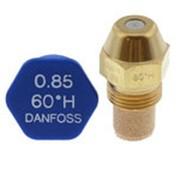 Форсунка для котлов Китурами STSO 30, Turbo 30R, KRM 30(?) - Danfoss 0.85 USgal/h 60 H фото