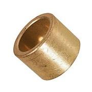 Втулка бронзовая 128 х 105 х 111 БрАЖ фото