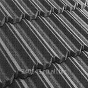Черепица композитная Metrotile MetroClassic Сланцевая фото