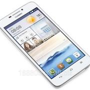 Телефон Мобильный Huawei G630-U10 Dual Sim (white) фото