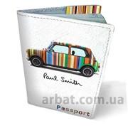 Обложка 01-01_34 для паспорта Кожа* фото