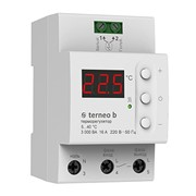 Терморегулятор terneo b для теплого пола фото