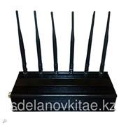 Подавитель сотовых телефонов GSM, 3G, GPS, Wi-Fi BugHunter X6 фото