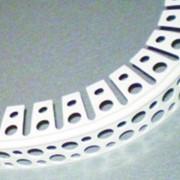 Профиль угловой арочный их ПВХ фото