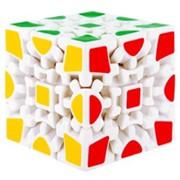 Кубик 3D шестеренка фото