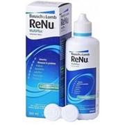 Раствор для очистки и дезинфекции линз Renu Multi Plus фото