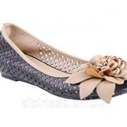 Туфли женские балетки фото