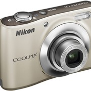 Фотоаппарат цифровой Nikon CoolPix L21 Silver фото