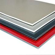 Панели композитные из алюминия фото