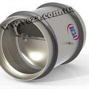 Клапан обратный для круглых каналов Канал-КОЛ-К. Клапаны приточные фото
