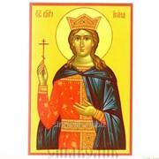 Икона Св. Вмц. Ирина фото