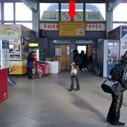 Реклама в автовокзалах фото