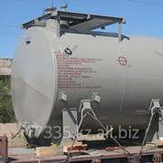 Резервуар масса 2331 кг фото