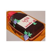 Торт святковий № 347 фото