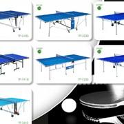 Столы для настольного тенниса фото