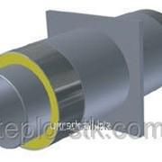Опора для стальной трубы ППУ 42/110мм в ПЕ/Спиро оболочке фото