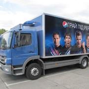 Фургоны ИнтерКаргоТрак на ЕВРО 2012 фото