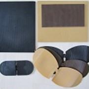 Изделия из полиуретана для ремонта обуви. Набойки, профилактика, пластины. фото