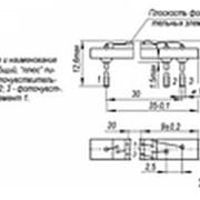 Многоэлементный кремниевый фотодиод ФД 327М (гр. 1, гр. 2) фото