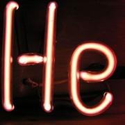 Инертный газ гелий фото