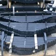 Изтовление и перековка рессорных листов на все марки автомобилей. фото