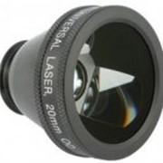 Линза OG3MFA - 3-х зеркальная универсальная с фланцем 20мм OD. фото