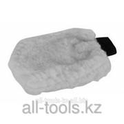 Полировальная перчатка Зубр Эксперт из искусственного меха, 240мм Код:3598 фото